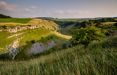 Coming to an End (Andrew Mowbray) Tags: summer peakdistrict limestone whitepeak peakdistrictnationalpark lathkilldale walkinginderbyshire