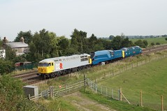 A4 4468 MALLARD on the move - 2013-09-04 (BillyGoat75) Tags: steam mallard a4 lner 4468
