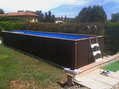 DVC 210 BG2 (Piscine Laghetto) Tags: italia country piscina terra rattan dolcevita piscine fuori laghetto viro vendita privati fuoriterra piscinalaghetto piscinelaghetto