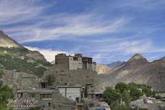 Baltit fort (Iqbal.Khatri) Tags: travel tourism river landscape view fort images east valley getty middle rakaposhi nagar gilgit iqbal baltit baltistan khatri valleyofdreams northpakistan travelandplaces meerofhunza hunzanagar gettyimagesmiddleeast