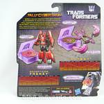 Transformers Frenzy y Ratbat Legends - Generations Fall of Cybertron - caja thumbnail