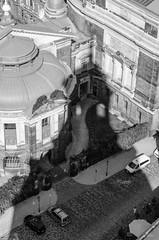 Schatten der Frauenkirche