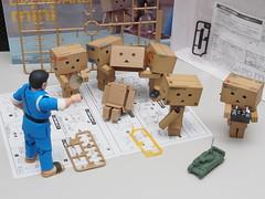 toys_daily_life_2013-09-22 (necobi) Tags: toy yotsuba danbo revoltech      danboard  toysdailylife