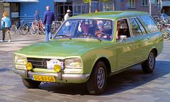 1978 Peugeot 504 Break,  Midland Classic Show - Almere (Vriendelijkheid kost geen geld) Tags: show classic midland almere
