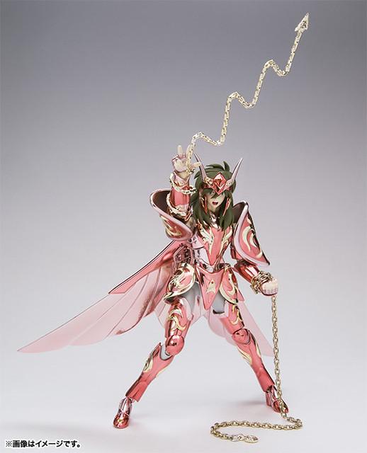 BANDAI 聖鬪士聖衣神話 仙女座瞬 神聖衣 10週年版本