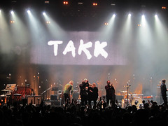 (goatling) Tags: music chicago iceland concert song stage band bow sing ethereal instrument ambient mic sigurros songs sounds jonsi postrock auditoriumtheatre rooseveltuniversity hopelandic sigurros201309