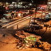 Hargeisa view at night