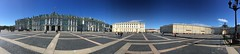 Panorama of Palace Square (St Petersburg, Russia 2015) (paularps) Tags: travel europa europe russia culture hermitage rusland reizen 2015 stedentrip citytrip arps paularps nikond7100 afsdxnikkor18140mm