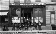 Port Arthur's Sailors Institute (TBayMuseum) Tags: ontario canada history sailors leisure recreation thunderbay longshoremen portarthur sailorsinstitute portarthurreadingroom
