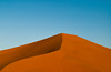 Dune (Hamza Bendahmane) Tags: africa sky sahara nature landscape algeria sand nikon desert dune sable land algerie simple الصحراء جمال الجزائر رمل