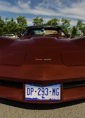 Chevrolet Corvette C3 (Jerome Goudal) Tags: chevrolet corvette c3 sigma 1835 d7000 nikon 1835mmf18dchsm|a sigma1835mmf18dchsmart