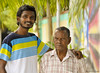 Raalhey And Razzaq be` (photographyiru) Tags: life street people island local maldives guraidhoo kaafu kguraidhoo