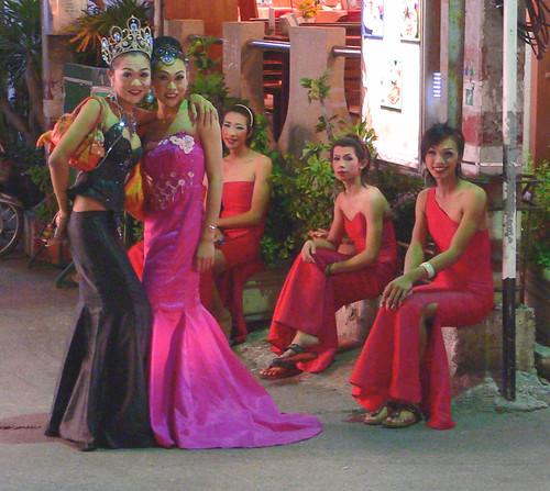 ST077 Hua Hin Ladyboys