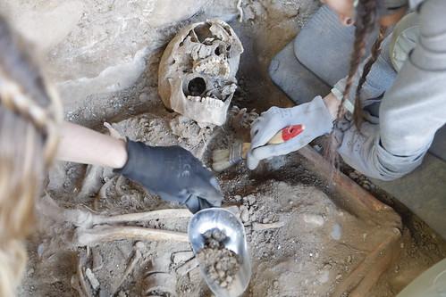 Exhumación cementerio civil Ponferrada (11)