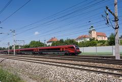 wb_100721_18 (Prefektionist) Tags: eisenbahn bahn railway rail railroad train trains westbahn sterreich austria bb oebb niedersterreich loweraustria nikon d700 siemens railjet stjohanninengstetten stpeterinderau