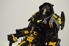 N_Shadow_09 (Shadowgear6335) Tags: bionicle lego hero factory technic ccbs moc creation shadowgear shadowgear6335