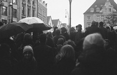 #czarnyprotest (Eat.myphoto) Tags: monochrome poland wroclaw marketsquare street streetphotography