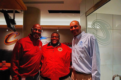 City Year Cleveland VIP Reception (cityyear) Tags: city year cleveland cavilers cavs quicken loans arena the q