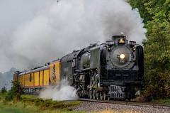 UP Steam Train PDXMN2-20 (RailfanTerry) Tags: campbell missouri unitedstates us