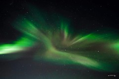 Corona (Anne Rusten) Tags: auroraborealis nikon norway norge night nighttime northernlights nordlys norwegian green lights longexposure colourful colours color colour corona aurora straightupcorona auroracorona