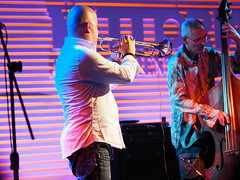 Flavio Boltro BBB Trio_042_7518 (Dubliner_900) Tags: olympus omdem5markii micro43 paolochiaromonte mzuikodigitaled75mm118 roma rome lazio vittoriano jazz flavioboltro maurobattisti