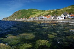 Return to Crovie on a sunny afternoon..... (favmark1) Tags: crovie scotland 2016