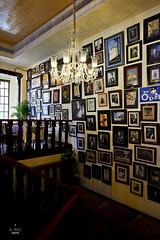 Wall of Fame (A. Wee) Tags: cafebatavia cafe jakarta  indonesia  kotatua