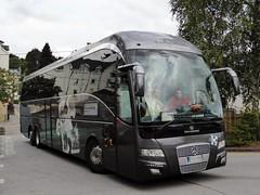 Photo of 0345 HDM - Mercedes-Benz OC 500 RF / Tata Hispano Xerus - C56Ft - Transportes Gil-San S.A., Cortijos Nuevos, Segura de la Sierra, Adalusia, Spain.