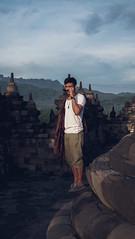 borobudur Yogyakarta Indonesia Sunrise (22 of 35) (Rodel Flordeliz) Tags: borobudur buddhistmonument worldsevenwonders indonesia sunrise rates price yogyakarta vilalge borobudurtemple unesco heritage indonesiaculture hotel islandofjava syailendradynasty