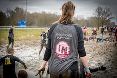 Good Girls (stevefge) Tags: berendonck strongviking viking mud girls event sport obstacles endurance fun people candid nederland netherlands nederlandvandaag reflectyourworld