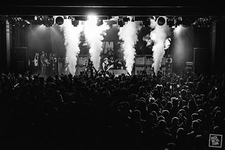 Sum 41 - Commodore Ballroom, Vancouver, 10.28.16
