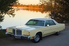 1978 Chrysler New Yorker Brougham (DVS1mn) Tags: 1978 chrysler new yorker brougham 78 4door luxury hardtop chryslercorporation mopar mopars yellow