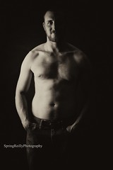 IMG_6809 (SpringTrippReilly-Life's Elements Photography) Tags: man black whtie portrait shirtless bare chest lifeselementsphotography wwwspringreillycom springreilly male