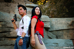 IMG_8000 (willdleeesq) Tags: cosplay cosplayer cosplayers griffithpark lacosplayshootout uncharted nathandrake chloefrazer