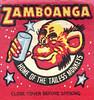 Zamboanga (jericl cat) Tags: matches matchbook match illustration vintage losangeles paper ephemera restaurant dining cocktail home tailess monkeys zamboanga slauson monkey
