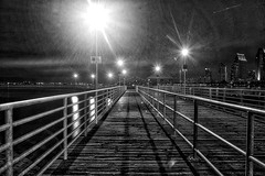Untitled (jdogg016) Tags: ifttt 500px monochrome light bridge black white san travel diego pier
