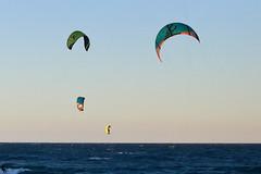 63+042: Kings of the wind (geemuses) Tags: kitesurfing windsurfing surfing watersports strongwinds ocean sea beach