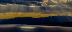 Clouds Sea & Coastline (Rhodes - Greece) (2) (Olympus OMD EM5 & Panasoic Lumix G 35-100mm f2.8 Zoom) (1 of 1) (markdbaynham) Tags: rhodes rhodos pefkos greece greek grecia greka island olympus omd em5 csc evil mirrorless mft m43 m43rd micro43 panasonic lumix g 35100mm f28 zoom
