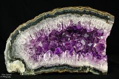 Amethyst Geode. (photographyfun71) Tags: amethyst geode rock crystal purple stilllife nikon d5100