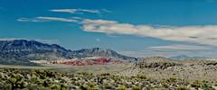 Nevada Landscape (scuthography) Tags: nevada landscape landschaft blue mountains panorama desert stunning beautiful nationalpark usa scuthography