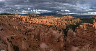 *Bryce Canyon @ panoramic view*