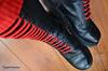 Skinhead 20 Hole Boots (Scally Skin - Love skins Love Scally) Tags: skinheadboots skinhead skinheadgear skinheadbraces redsocks redbraces britishskins jeans boots 20holeboots blackskinheaqdboots redlace fred perry fredperry skinboots skinheadgay bgsskinheads