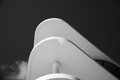 Apartments (Macr1) Tags: 61403327236 architecture australia bw blackwhite camera conditions day default dwelling exteriors faade filters ilce5100 lens location markmcintosh outdoor selp18105g sony sonyepz18105mmf4goss sonyilce5100 sony5100 structure sunny wa westernaustralia macr237gmailcom markmcintosh 5100 subiaco au 5100 sony5100