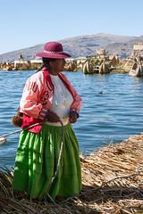 Cholita-Uros-1 (Carlos Fabal) Tags: peru uros cholas cultura inca
