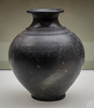 IMG_6249 (jaglazier) Tags: 1stcentury 1stcenturyad 2016 burnished ceramics clay cologne copyright2016jamesaglazier geometric germany koln köln museums pottery romangermanicmuseum römischgermanischesmuseum september ubian ubier vases archaeology art black concentriccircles crafts earthenware germanic reliefs unglazed