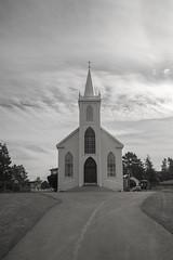 Ansel Adams copy cat (janna487) Tags: church bodegabay california anseladams