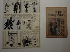 Hergé's Masterpiece (failing_angel) Tags: 100115 london cityofwestminster tintin herge tintinhergésmasterpiece hergé lepetitvingtième