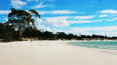 Wineglass beach - Tasmania - Australia (pacoalfonso) Tags: pacoalfonsocom travel australia tasmania wineglass beach bay landscape