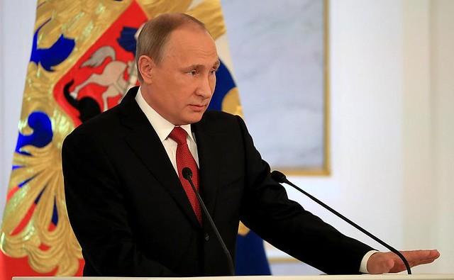 Путин поручил сделать программу сбережения Байкала— письмо президентаФС