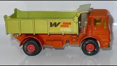 LEYLAND Tipper (2088) MX KS L1120665 (baffalie) Tags: camion truck diecast toys jeux jouet
